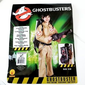 Child Ghostbusters Costume (M 8-10)